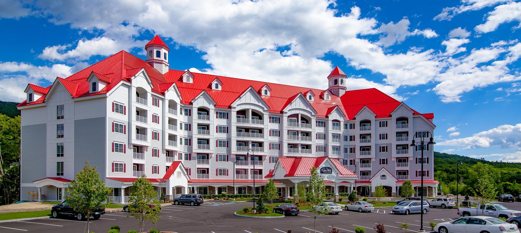 RiverWalk Resort at Loon Mountain in Lincoln NH