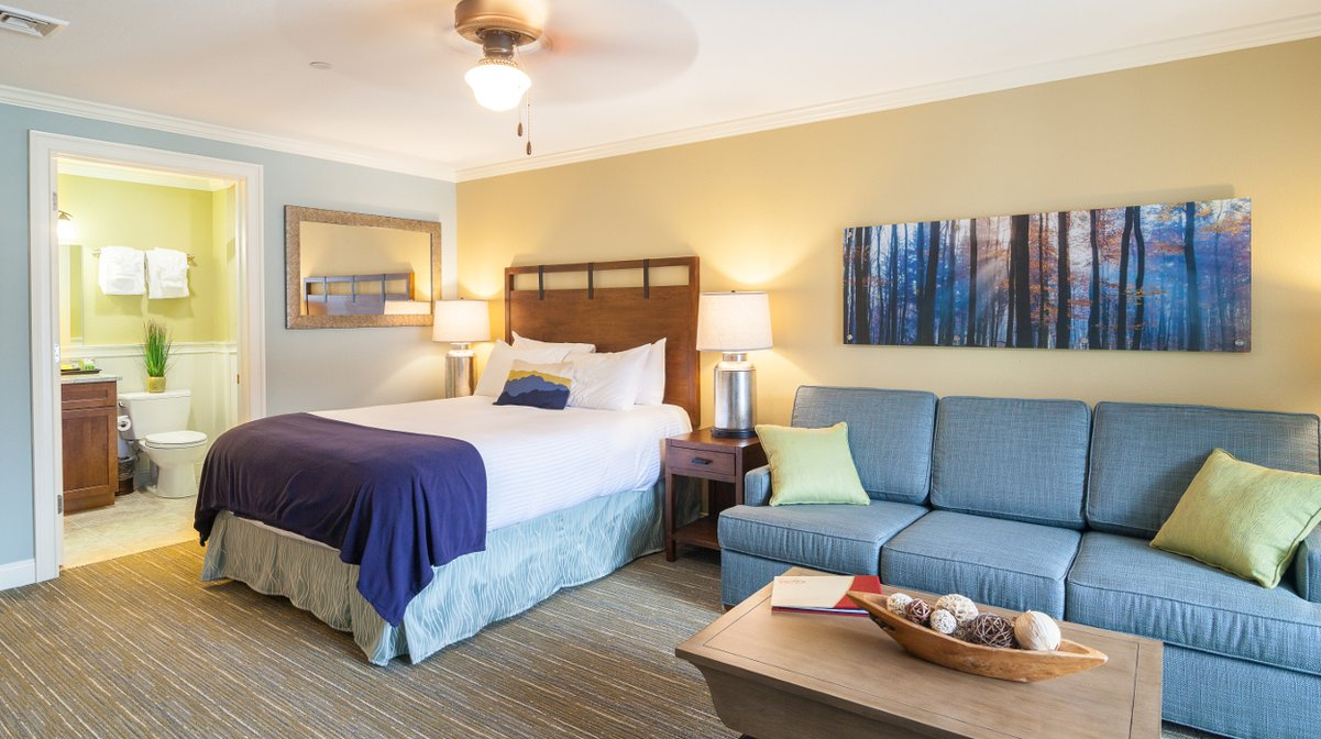 RiverWalk Resort Penthouse Guest Suite