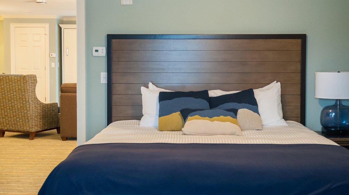 RiverWalk Resort Presidential Master Suite