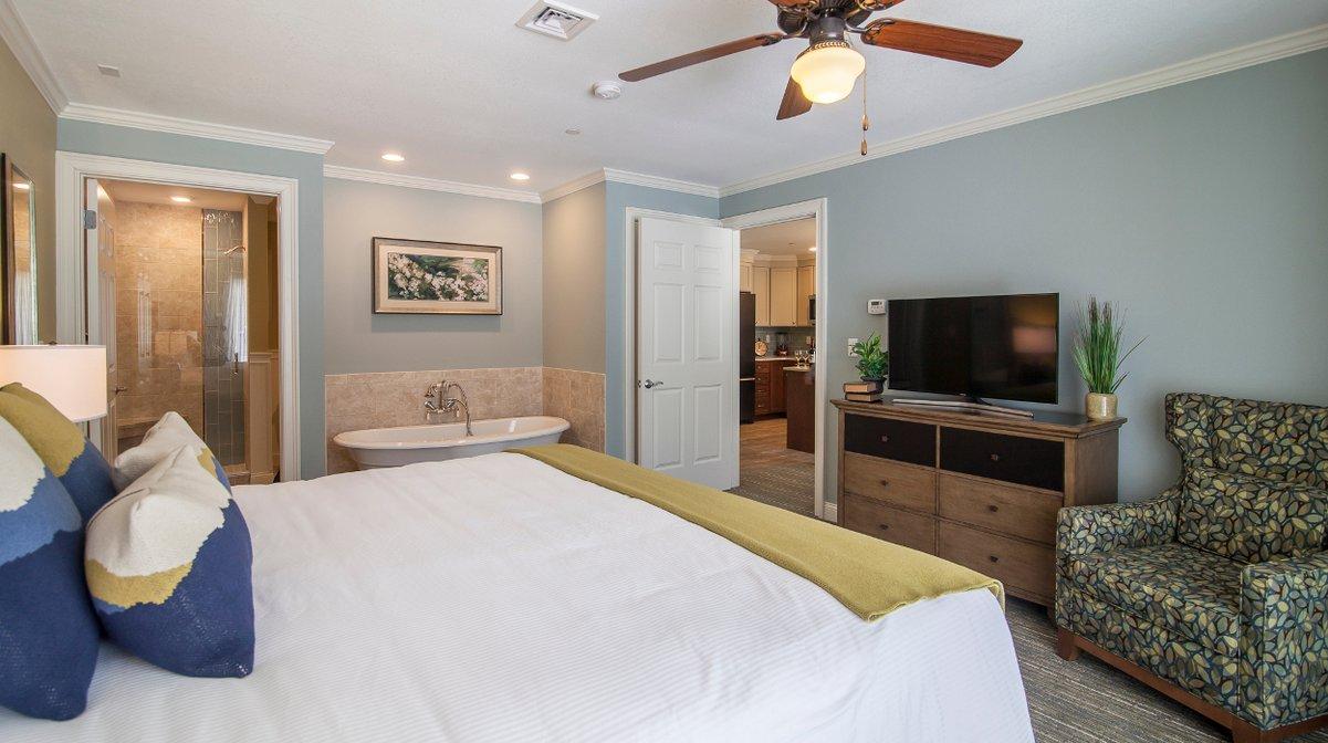 RiverWalk Resort One Bedroom Suite