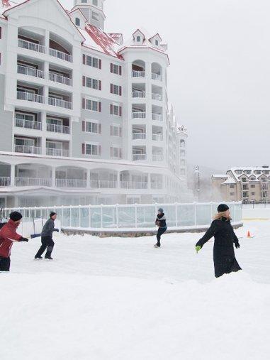 RiverWalk Skating Rink