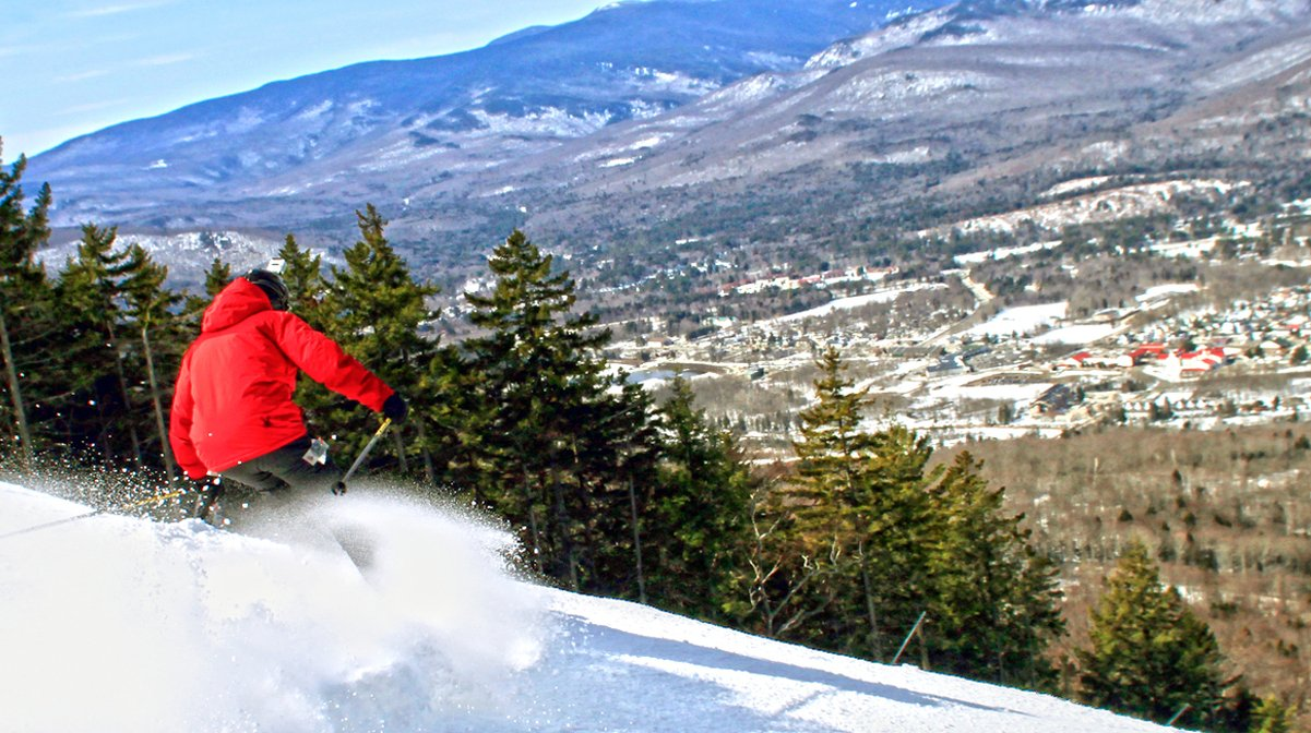 Ski & Stay at RiverWalk Resort in Lincoln NH