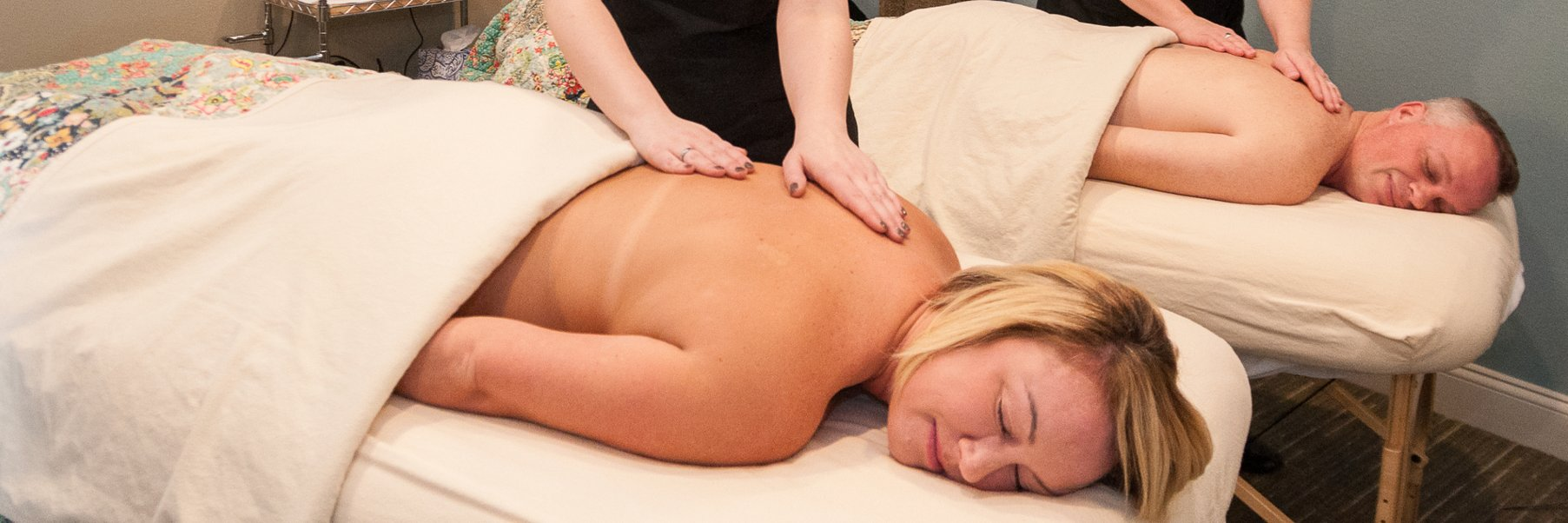 Solstice North Couples Massage